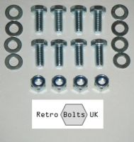 Boot Lid Bolt Set  - Mk1 Escort